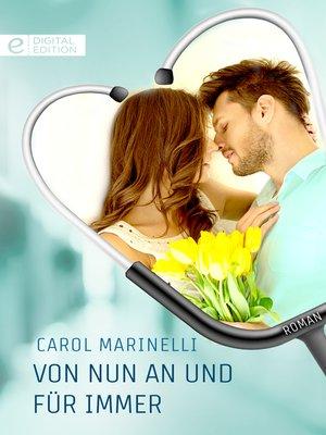 cover image of Von nun an und für immer