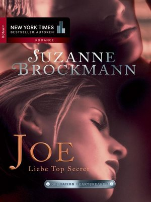 cover image of Joe—Liebe Top Secret