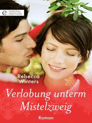 cover image of Verlobung unterm Mistelzweig