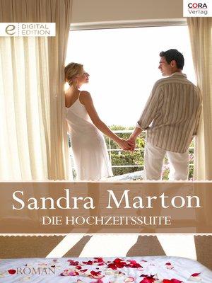 cover image of Die Hochzeitssuite