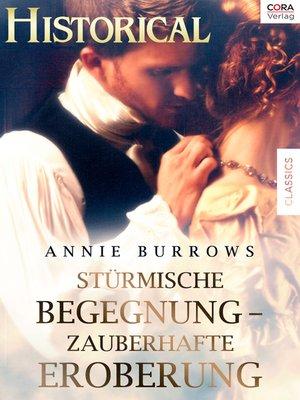 cover image of Stürmische Begegnung—Zauberhafte Eroberung
