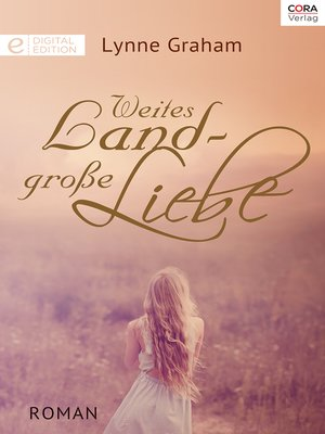 cover image of Weites Land—große Liebe