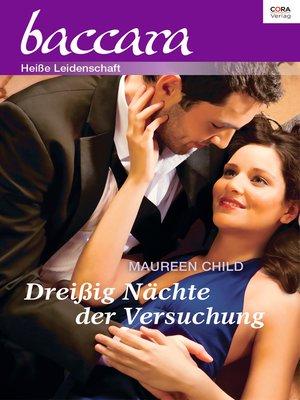 cover image of Dreißig Nächte der Versuchung
