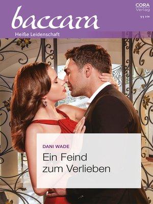 cover image of Ein Feind zum Verlieben
