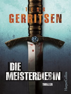 cover image of Die Meisterdiebin