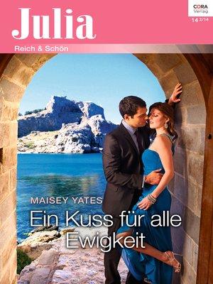 cover image of Ein Kuss für alle Ewigkeit