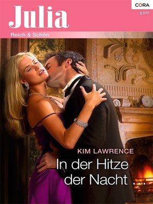 cover image of In der Hitze der Nacht