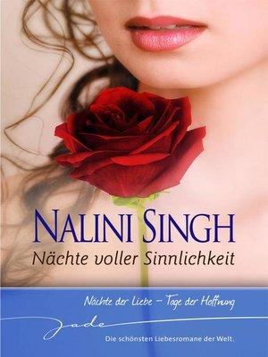 cover image of Nächte der Liebe--Tage der Hoffnung