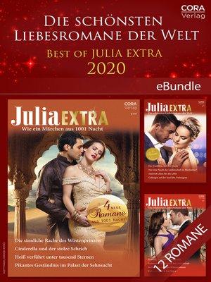 cover image of Die schönsten Liebesromane der Welt--Best of Julia Extra 2020