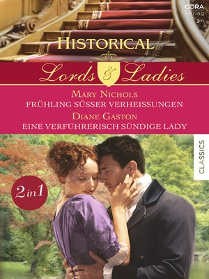 cover image of Historical Lords & Ladies Band 84