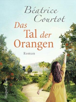 cover image of Das Tal der Orangen