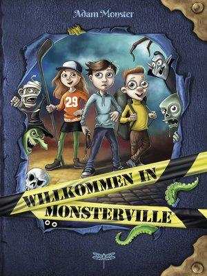 cover image of Willkommen in Monsterville