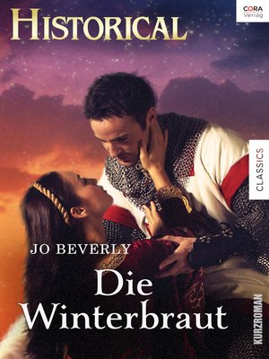 cover image of Die Winterbraut