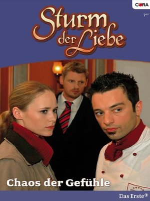 cover image of Chaos der Gefühle