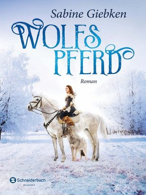 cover image of Wolfspferd