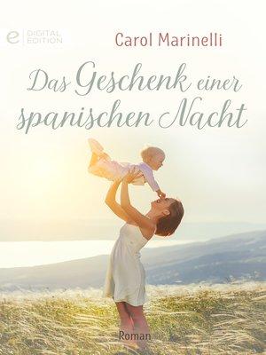 cover image of Das Geschenk einer spanischen Nacht