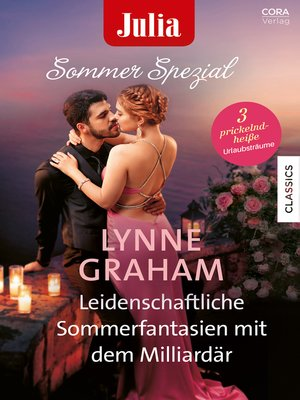 cover image of Julia Sommer Spezial Band 7