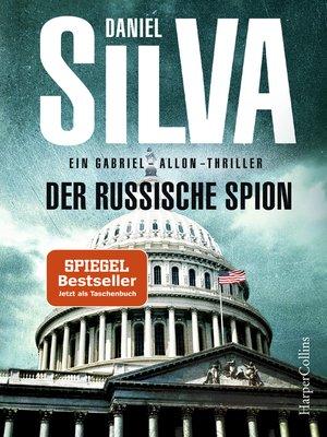 cover image of Der russische Spion