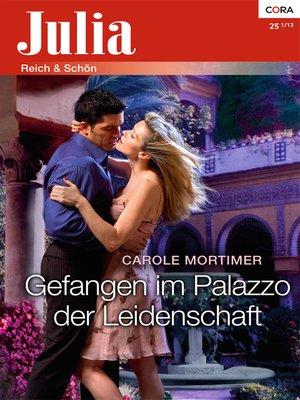 cover image of Gefangen im Palazzo der Leidenschaft