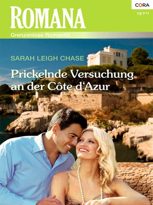 cover image of Prickelnde Versuchung an der Cote d'Azur