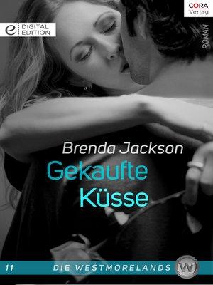 cover image of Gekaufte Küsse