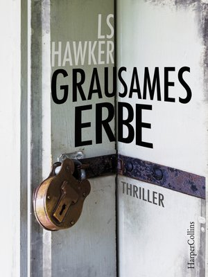 cover image of Grausames Erbe