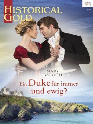 cover image of Ein Duke für immer und ewig?