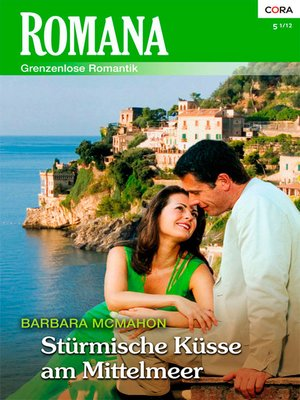 cover image of Stürmische Küsse am Mittelmeer