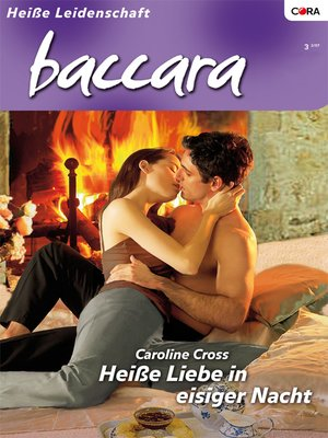 cover image of Heisse Liebe in eisiger Nacht