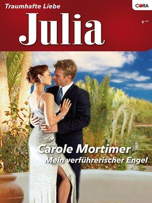 cover image of Mein verführerischer Engel