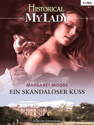 cover image of Ein skandalöser Kuss