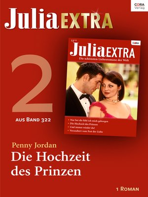 cover image of Julia Extra Band 322—Titel 2