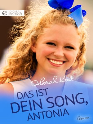 cover image of Das ist dein Song, Antonia