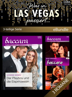 cover image of Was in Las Vegas passiert... (3-teilige Serie)