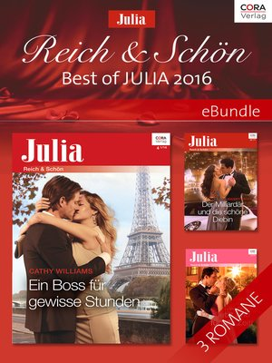 cover image of Reich & Schön--Best of Julia 2016