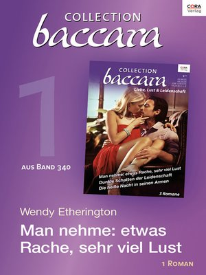 cover image of Collection Baccara Band 340—Titel 1