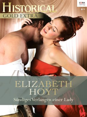 cover image of Sündiges Verlangen einer Lady
