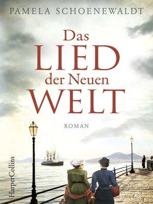 cover image of Das Lied der Neuen Welt