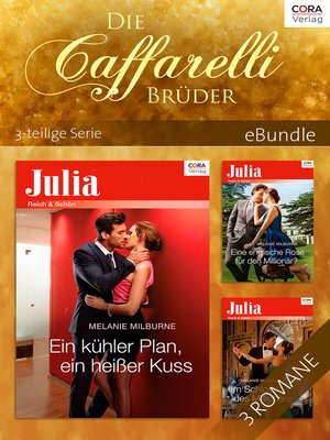 cover image of Die Caffarelli Brüder—Trilogie