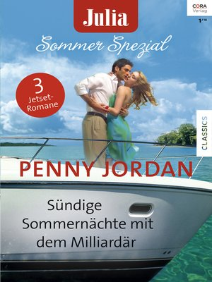 cover image of Julia Sommer Spezial Band 4
