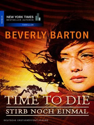 cover image of Time to Die--Stirb noch einmal