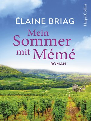 cover image of Mein Sommer mit Mémé