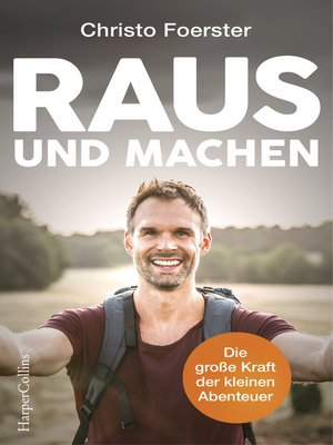 cover image of Raus und machen!