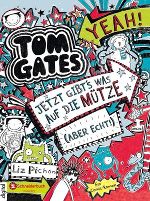 cover image of Tom Gates, Band 06