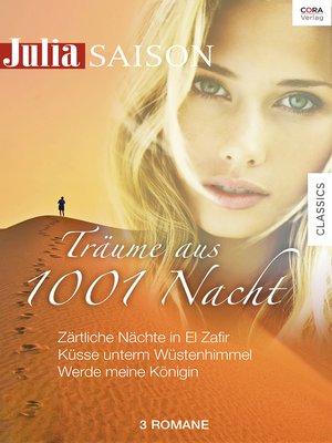 cover image of Julia Saison Träume aus 1001 Nacht Band 02