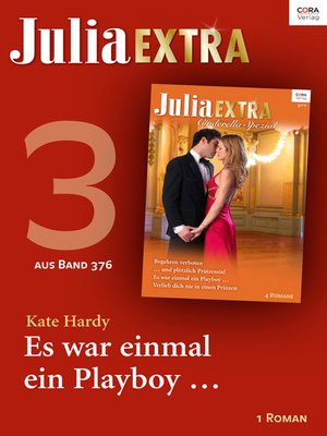 cover image of Julia Extra Band 376—Titel 3