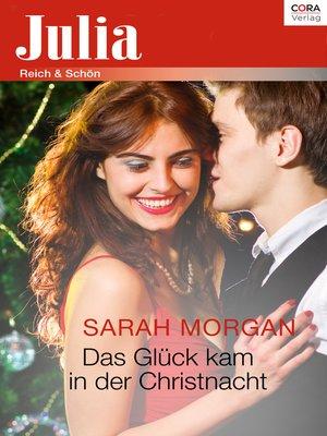 cover image of Das Glück kam in der Christnacht
