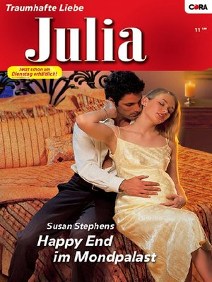 cover image of Happy End im Mondpalast