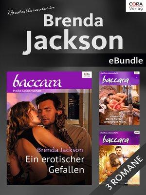 cover image of Bestsellerautorin Brenda Jackson