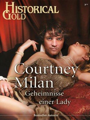 cover image of Geheimnisse einer Lady